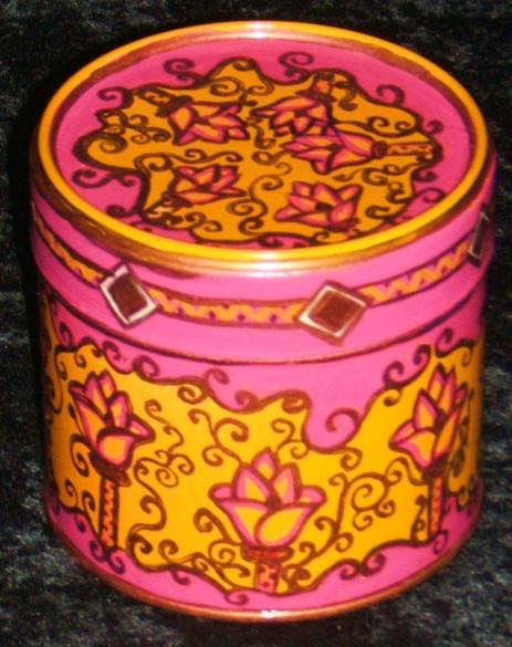 Gigi Art - Objects: Boxes , No D 037