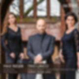 Trio Lirico - Max reger CD, Debütalbum, erschienen September 2017