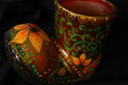 Gigi Art - Flowerpots No 558b