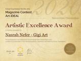 CFAContest_ExcellenceAward_Nasrah Nefer