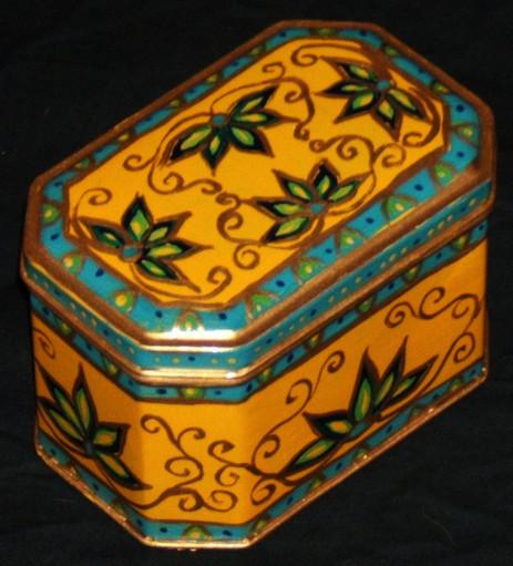 Gigi Art - Objects: Boxes , No D 032