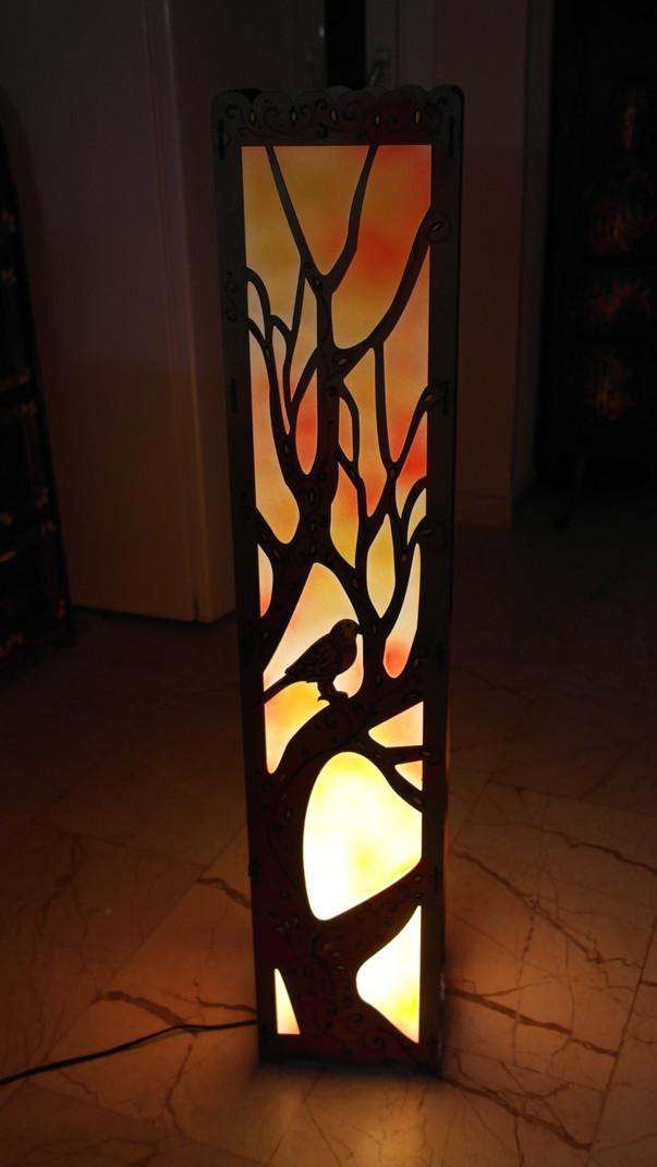 Gigi Art hgh Lamp