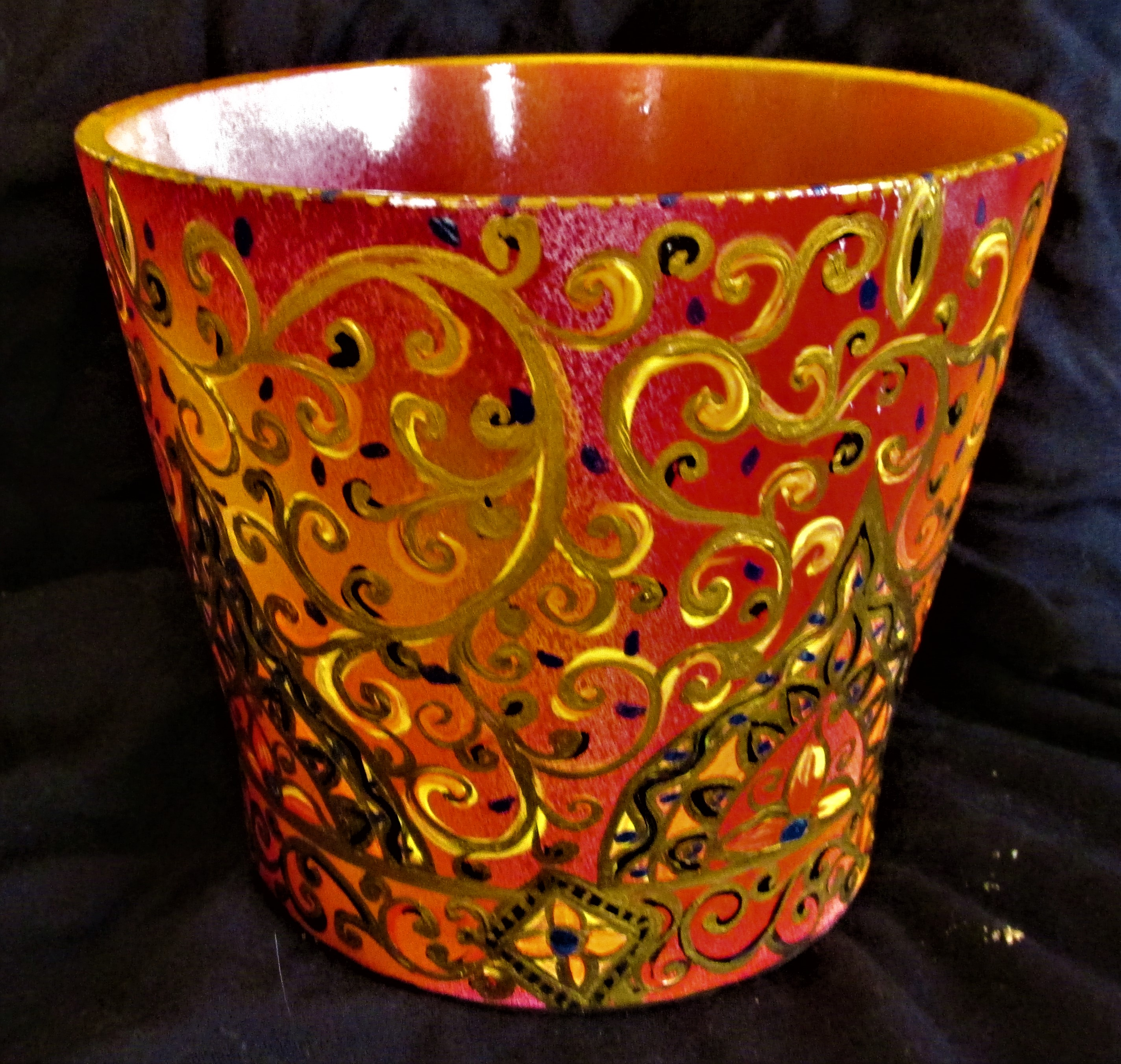 Gigi Art - Flowerpots No 547