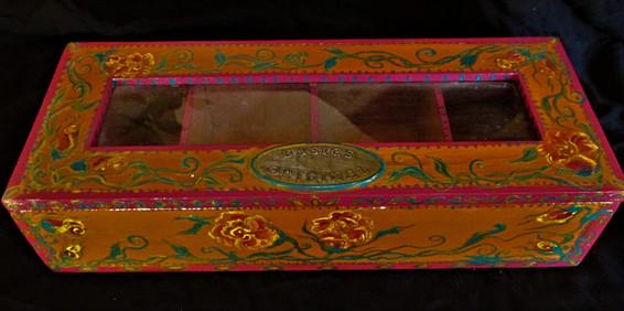 Tea Box: No TB 008