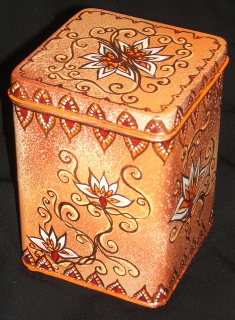 Gigi Art - Objects: Boxes , No D 045