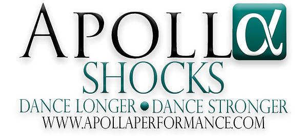 NEW FULL Apolla Shocks Logo for Light Ba