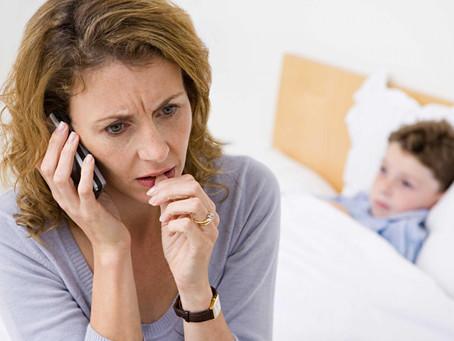 О тревоге современного родителя