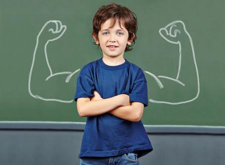 Как помочь своему ребенку стать уверенным