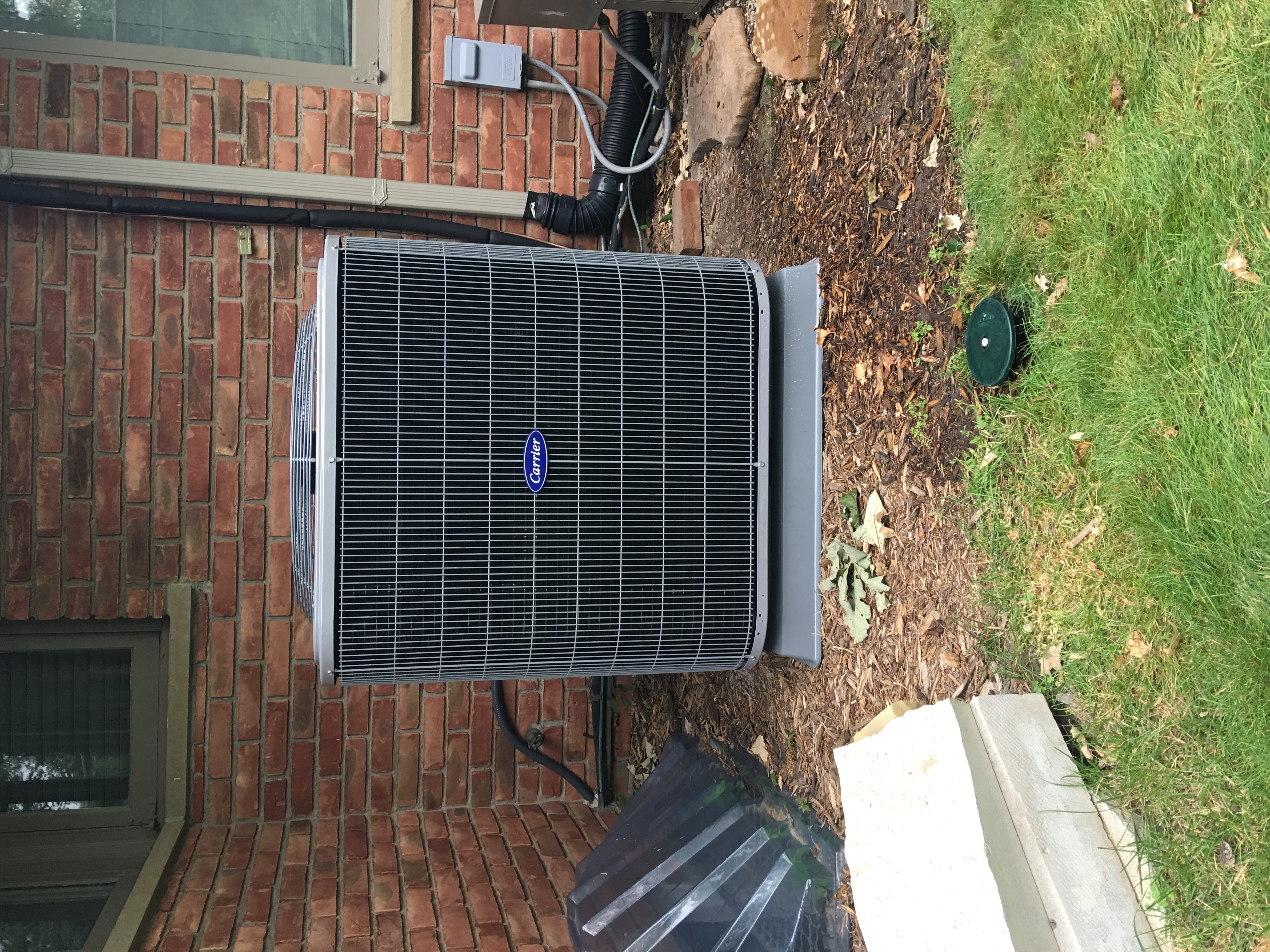 Carrier AC in Bloomfield Hills MI