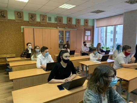 Ярославские школьники создают видеоролики, чтобы помочь людям говорить и писать правильно