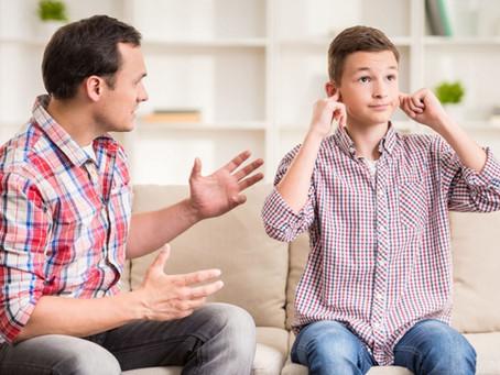 Подросток в семье: время заново знакомиться с собственным ребенком