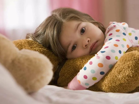 Что делать, если ваш ребенок плохо спит