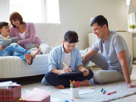 Чем заняться с ребенком дома в период пандемии