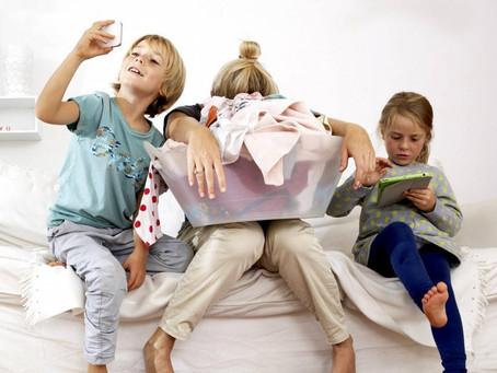С меня хватит или синдром эмоционального выгорания у современного родителя