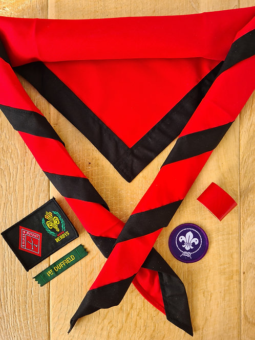 Pack 2: Cub  or Scout Investiture