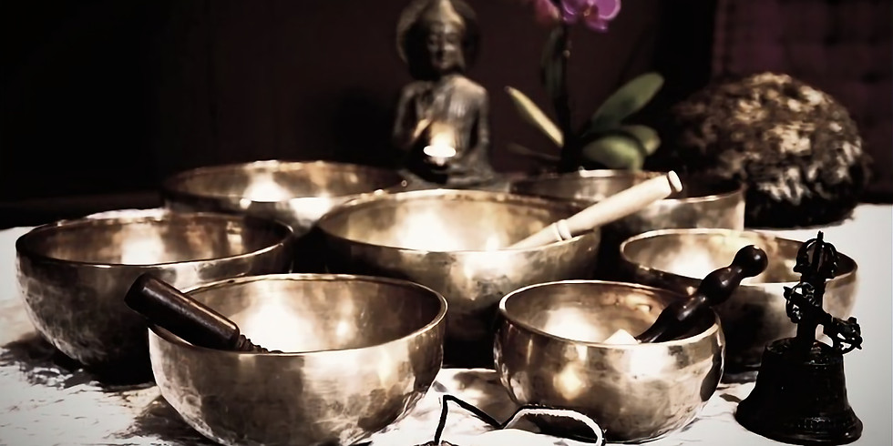 Sound Healing & Guided Relaxation