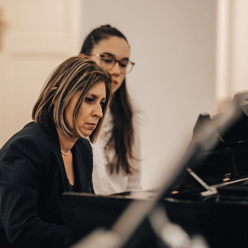 Piano Accompanists - Partnerships with a new Meaning