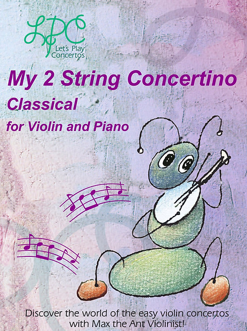 My 2 String Concertino Classical