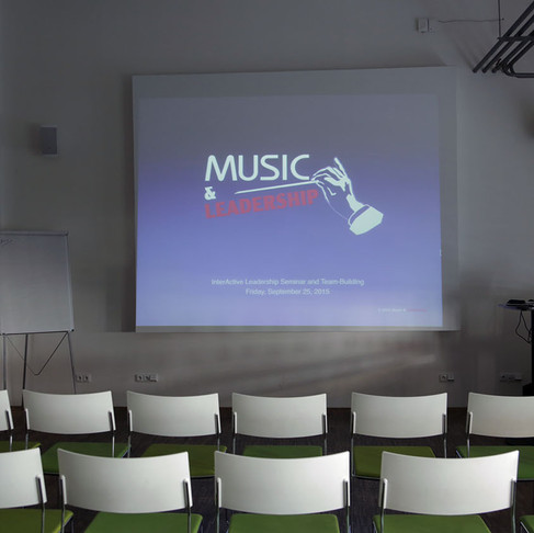 Seminar: Music & Leadership - The Search of Excellence