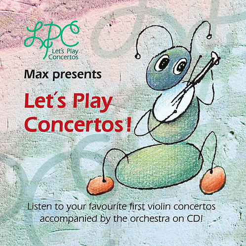 Let's Play Concertos!