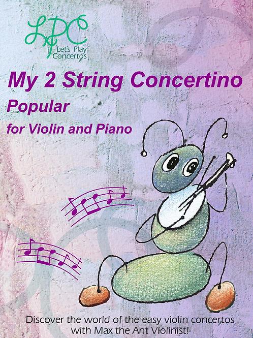 My 2 String Concertino Popular
