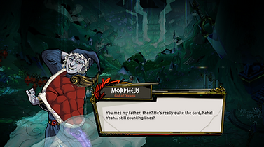 Nate Athanasiou: morpheus fake sc