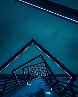 Абстрактный мост