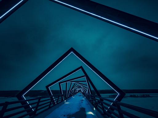 Eine standhafte Brücke