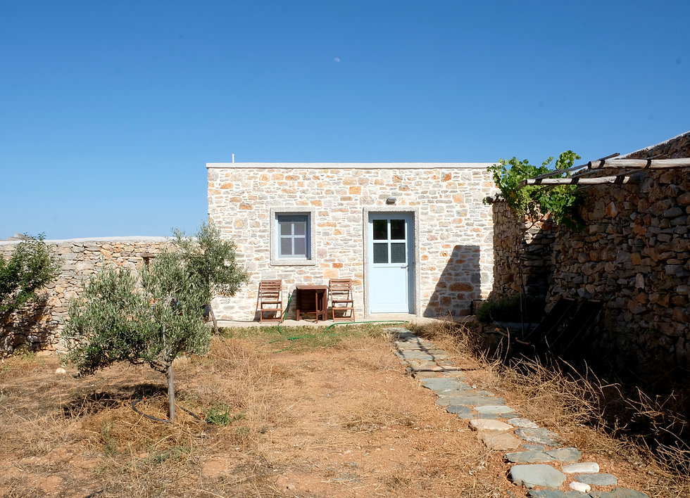 Keli - charming cottage in the setting Rodies Villas, Folegandros