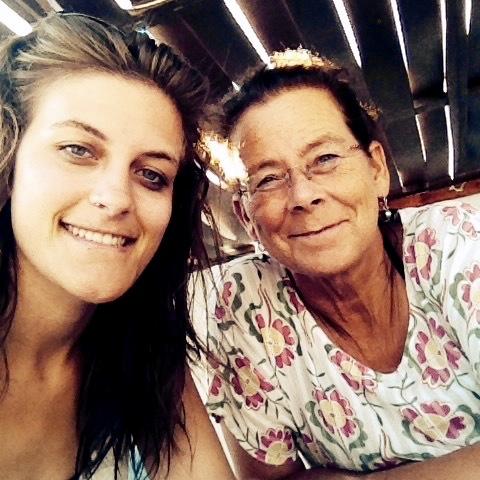 Lea and Lisbet