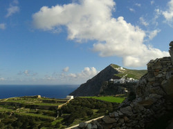 Folegandros in April