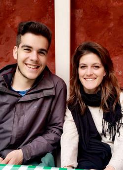 Antonis and Lea