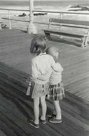 SISTERS at seashore back view 001.jpg