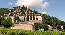 la tres belle vue panoramique du village de la Roque sur Sèze vue du village village-la-roque-sur-ceze-gard.jpg
