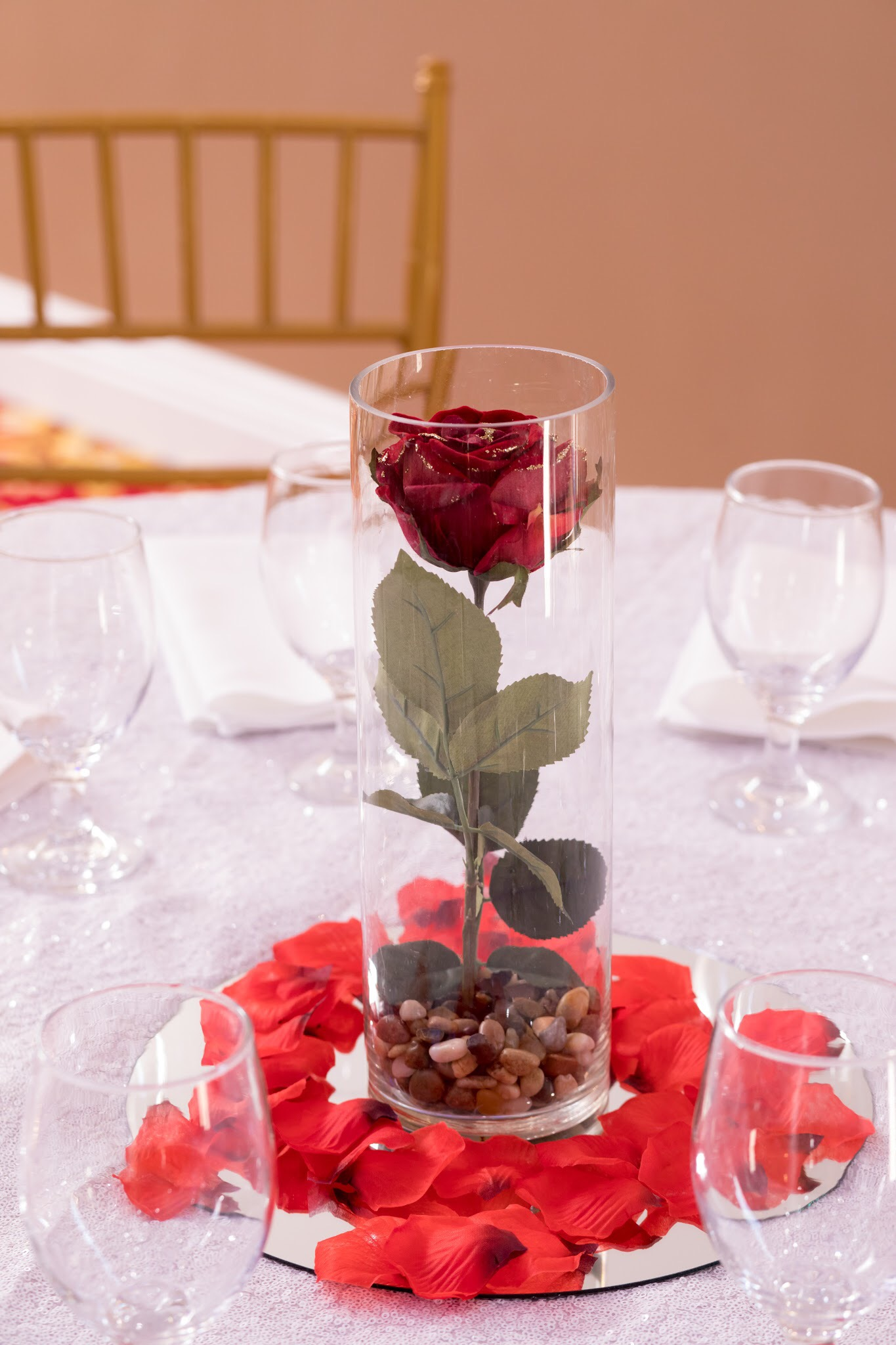 Wedding Table Decor & Centerpieces