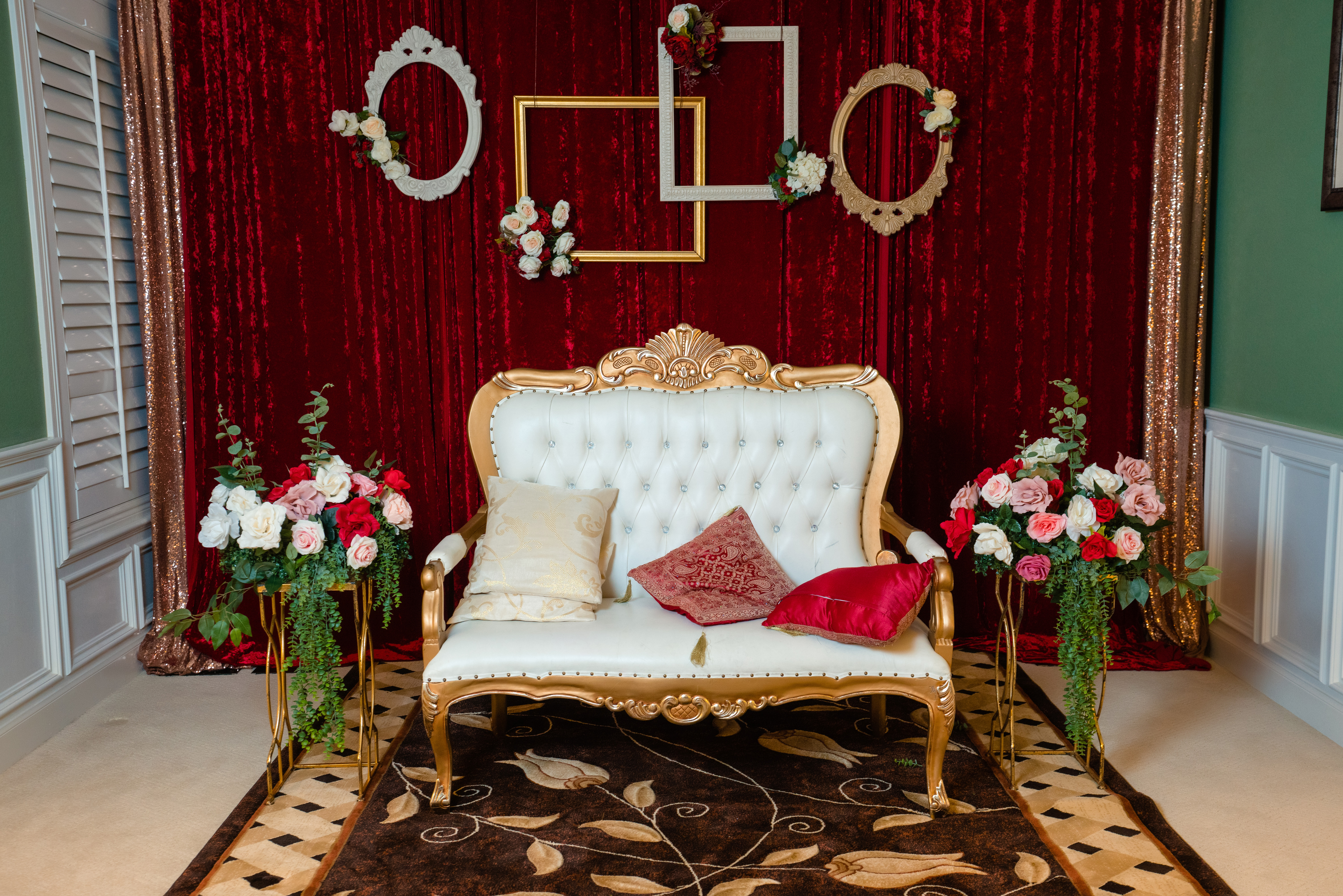 An Intimate Covid Wedding Celebration