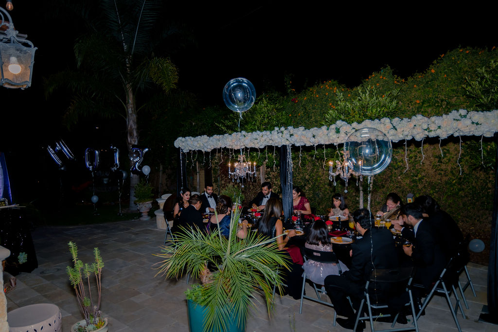 Intimate Events During COVID-19