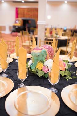 Wedding Table Decor & Centerpieces