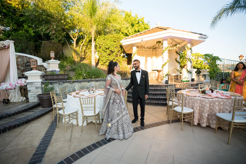 Shivani & Simir - Engagement Decor!