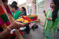 Jasneet & Sean's Mehndi, Mayian & Churra Ceremony Decorations!