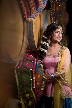 Kirndip & Baljinder  - Sikh Wedding Jaggo & Sangeet Decorations