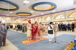 Chanel & Karan - Sikh Wedding Decorations
