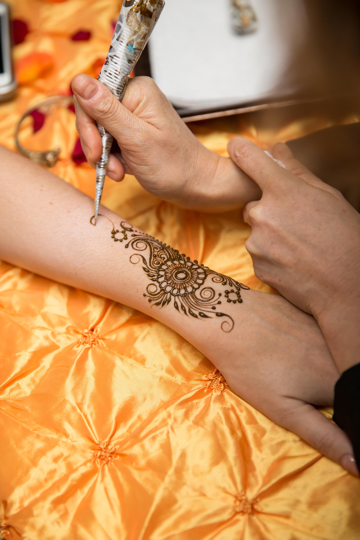 Priyanka and Nihar's Sangeet Decorations!