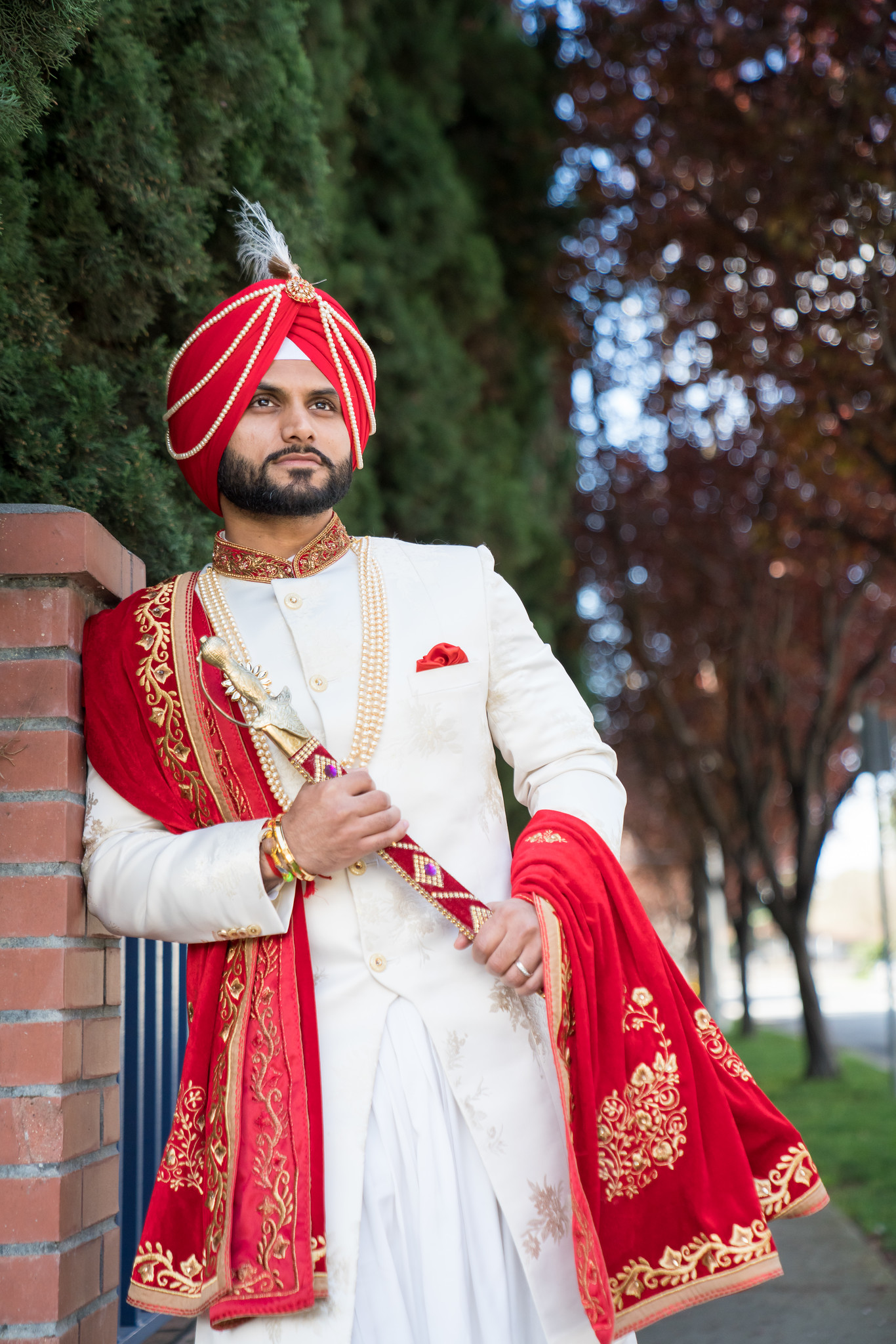 Kirndip & Baljinder  - Sikh Wedding Decorations