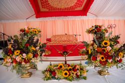 An Intimate Covid Wedding Celebration