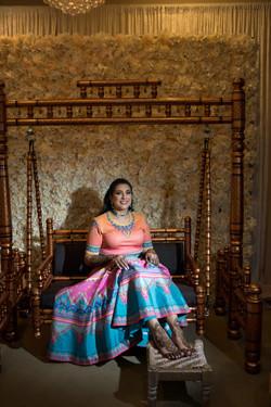 Indian Wedding Mehndi Decorations
