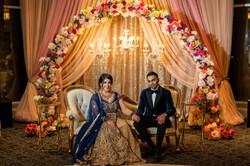 Indian Wedding Engagement Decorations Bay Area