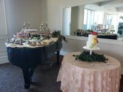 Wedding Cake & Cake Table Decor