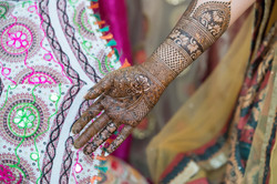 Indian Engagement Wedding Decorations in the Bay Area