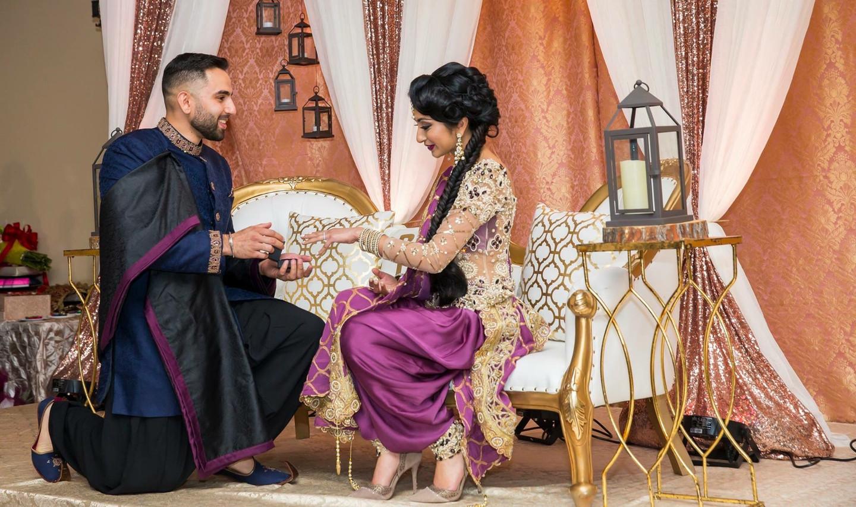 Engagement Decorations